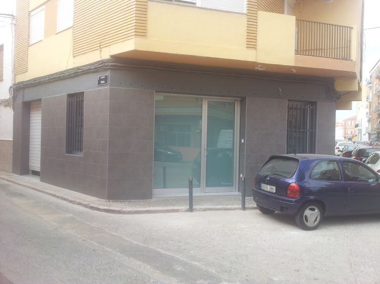 Reforma de Local para Protésico dental en Sagunto 1