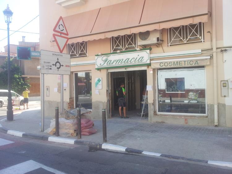 Farmacia en quartell - Farmacia burriana ...